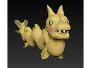 Rồng lộn Việt nam - troll dragon