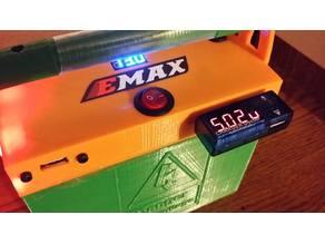 Extra Large Power Bank W/Flashlight V2 XLPB