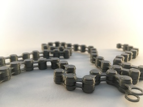 Bike chain concept