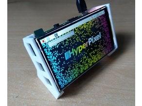 Raspberry Pi Hyperpixel Stand