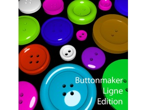 Parametric Button Generator - Ligne Edition