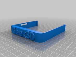 Anycubic 4MAX Display-Cover Remix