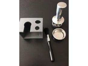 Expresso tamper holder v2- Support pour tamper v2