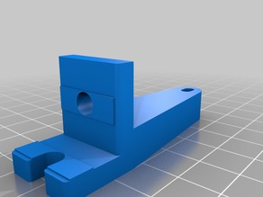 HEVO 45-47mm bed bracket