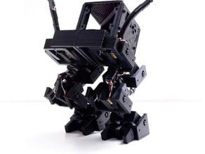 Prodos - Bipedal Robot