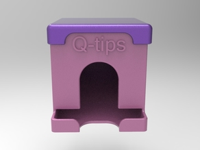 qtip dispenser rnd