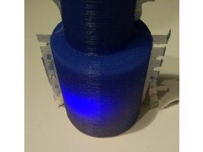 Silicone molding of a ESP8266 (Wemos mini)