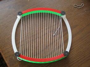 Kids simple loom (Webrahmen)