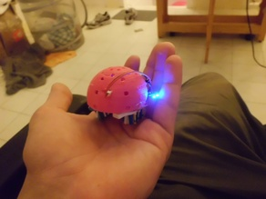 The most adorable little robot in the world