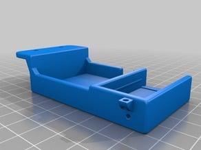 Tamiya Lunchbox Graupner R/C component tray