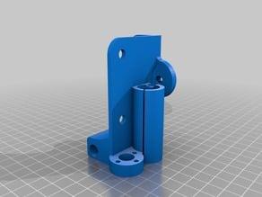 Reprap sherlock x-axis Leadscrew motor