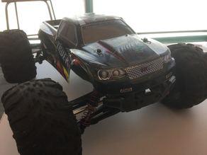 RC Car Shell Bracket