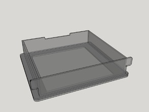 Form 1 / CTC Riverside Build Tray
