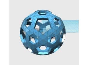 Geodesic 6V Sphere Pattern003