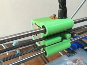 MK8 Simple extruder