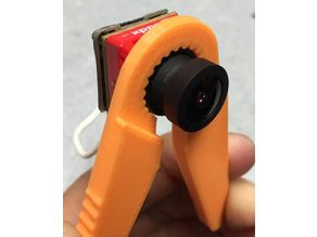 Lens Focus Ring Wrench for M12 Lens - Caddx Turtle and Split Mini V2 M12