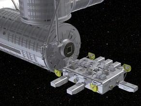 ISS Module JEM