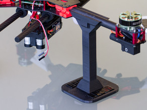 Display Holder for H4 680mm Alien Folding Multicopter