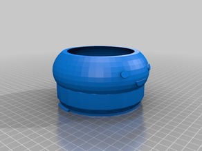 Oddish Planter Cap for Vorpal Hexapod