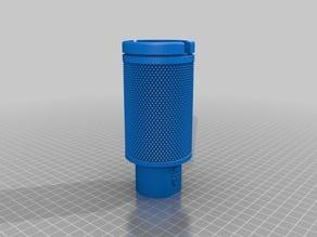 Flash Hider Barrel Attachment v6