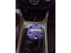 WRX shift knob