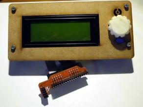 LaserCut RepRapDiscount Smart LCD Controller