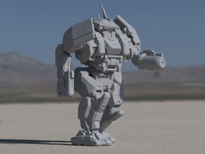 CGR-1A Charger for Battletech