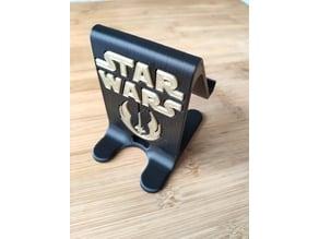 Star Wars phone holder