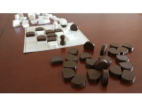 Tak: a board game from The Kingkiller Chronicles