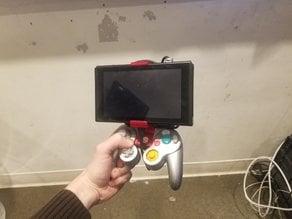 Nintendo Switch - GameCube Controller Mount