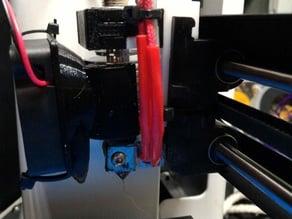 Monoprice Select Mini Quick Change Adapter for E3D V6 Clone.