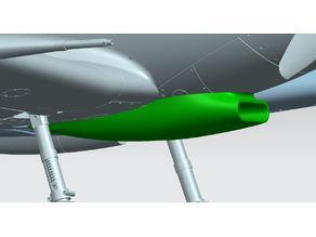Mk9 parts for the Avios Mk5 1450mm spitfire