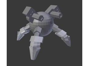 quad pod mk1