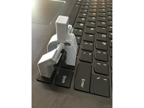 Arrow key joystick - Arrowease