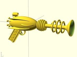 Customizable Ray Gun