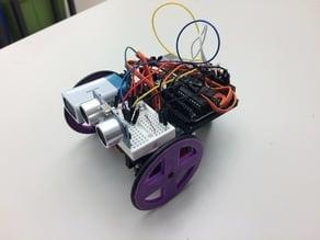 My Servo Bot