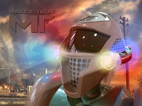 Maker Tron Rescue Squad