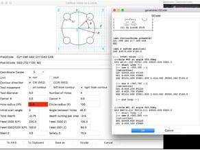 GCode Generator with Python