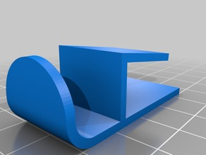 My Customized Parametric Table Hook