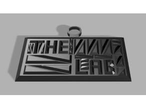 The Lab Geometric Pendant
