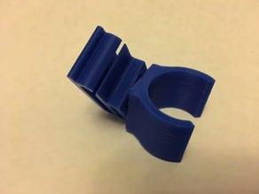 Snorkel clip (Rotating)
