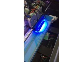FlashForge Creator Pro Extruder LED Adapter