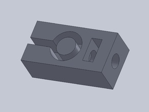 Robo3D R1 Y axis Belt holder