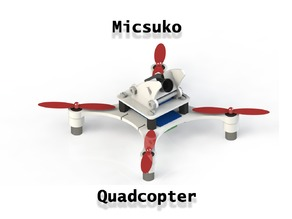 Micsuko 108mm Quadcopter