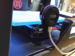 Dropcam Pro Mount for MakerBot Rep 2