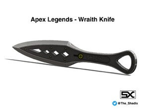 [Apex Legends] Wraith Knife
