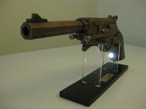 Mal's Model B Pistol TV