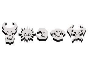 Ork clans icons