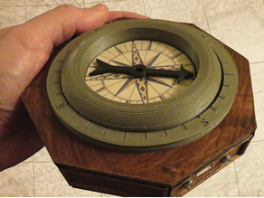 Arduino Based Magnetic Compass
