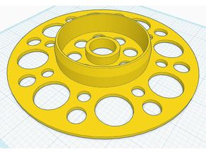 Spool / Holder for Loose or Sample Filaments